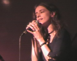 andreja Acton gig photo 3