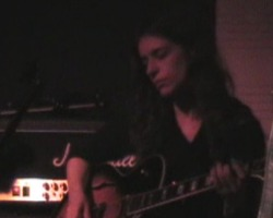 andreja Acton gig photo 4